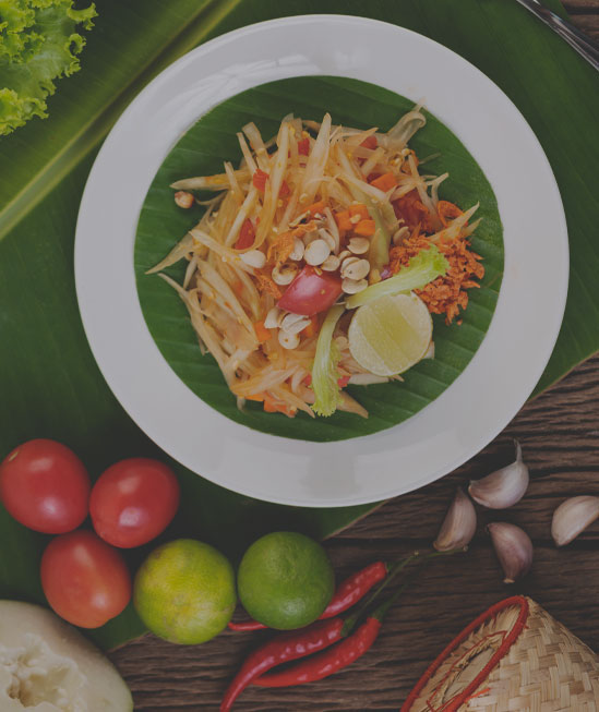 Meilleure Som Tam Salade de Papaye Verte Valais Suisse