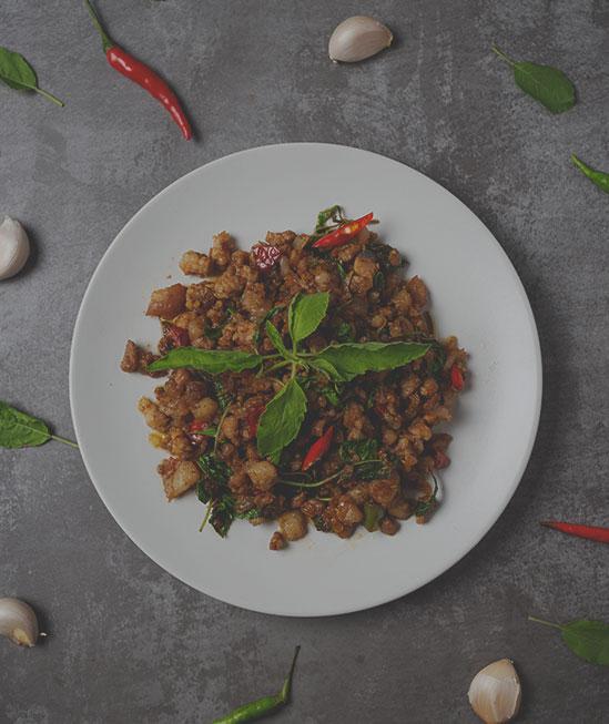 Specialités thaï Sion Valais
