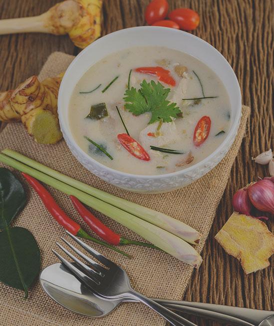 Meilleure soupe Thaï Valais Suisse
